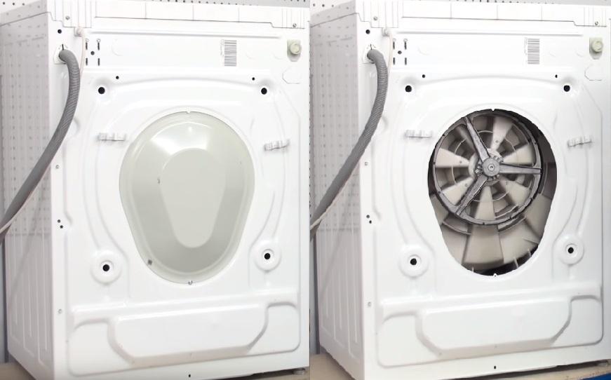Замена ремня стиральной машины