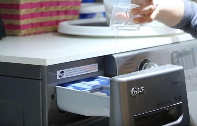 как стирать пуховик моющее средство